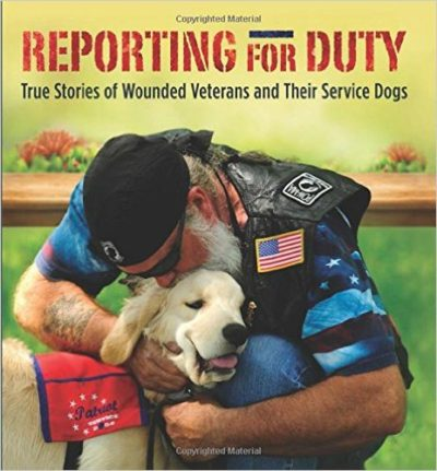 Reporting for Duty book cover