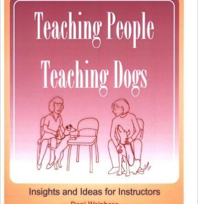 Teaching People, Teaching Dogs
