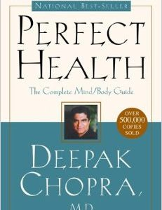 Perfect Health Deepak Chopra
