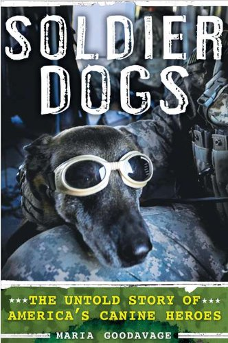 Soldier Dogs book cover