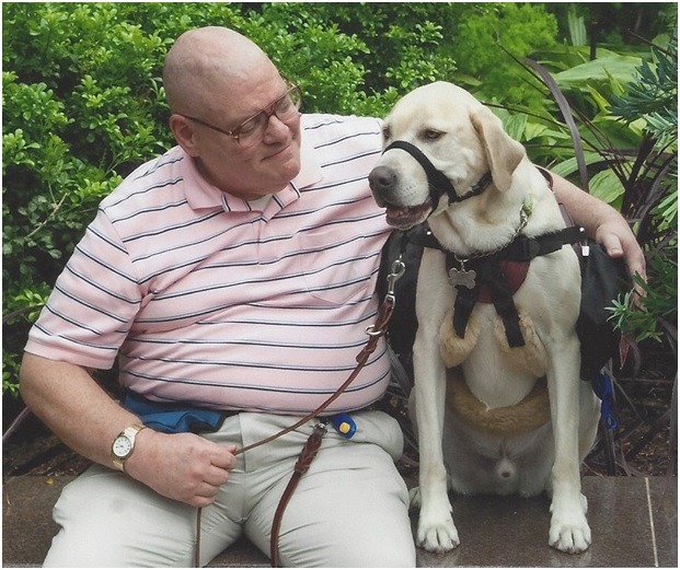 It is a Privilege to Honor Our Assistance Dogs