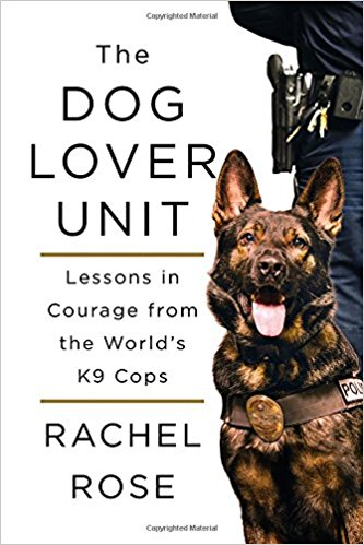 The Dog Lover Unit by Rachel Rose book cover