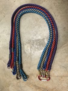 An array of Project 505 Leashes in many colors