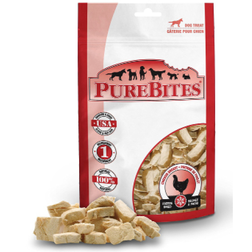 Pure Bites Freeze Dried Chicken