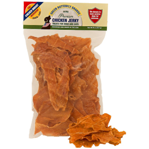 Chicken Strip Jerky