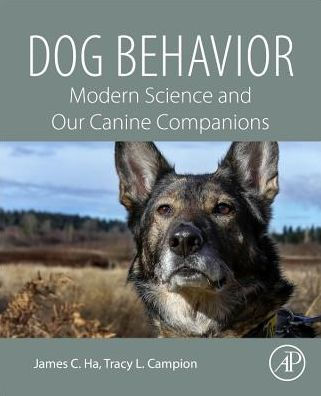 Dog Behavior book cover
