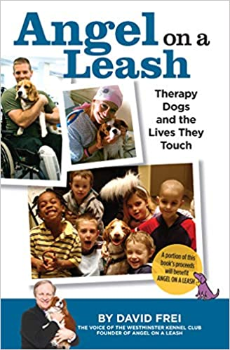 Angel on a Leash book cover